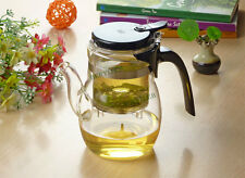 SAMA High Grade Gongfu Glass Teapot Mug w/t Infuser B-06 600ml 20.2fl. oz