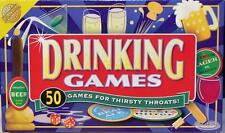 DRINKING GAMES 50 GAMES FOR THIRSTY THROATS!