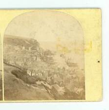 Wsa9374 Overview Old Town From The Castle Hastings England D