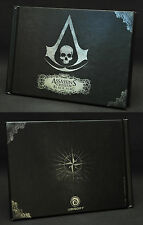 Livre Artbook Assassin's Creed 4 Black Flag limited Skull Edition Collector