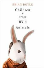 Children and Other Wild Animals: Notes on badgers, otters, sons, hawks, daughter