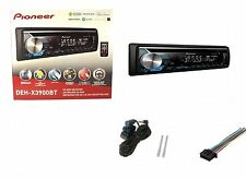 Pioneer Bluetooth Stereo CD Player Dash Kit Car Radio 2017 Model No Remote