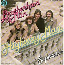 "448  7"" Single: Brotherhood Of Man - Highway Man / Superstar"