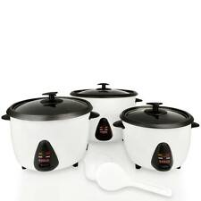 1L Liter NON STICK AUTOMATIC ELECTRIC RICE COOKER POT WARMER WARM COOK 1 LITRE