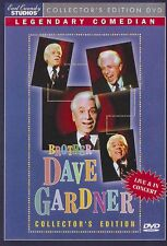 BROTHER DAVE GARDNER - LIVE MOVIE CONCERT - NEW DVD