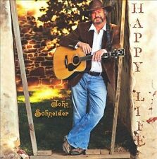 John Schneider-Happy Life (Songs Celebrating Coming & Going) CD NEW