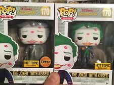 Funko POP! The Joker With Kisses Limited Edition Chase & Regular #170 Hot Topic