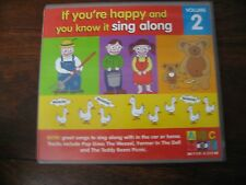 IF YOU'RE HAPPY AND YOU KNOW IT SING ALONG VOLUME 2 ABC