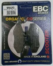 Gilera Nexus 300 (2008 to 2012) EBC Kevlar REAR Brake Pads (SFA353) (1 Set)