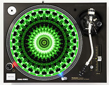 AFFILIATED BIO CHEMICAL - DJ SLIPMATS (1 PAIR) 1200's or any turntable