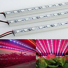 5PCS 0.5M 36LED 15W LED Hard Strip Red+Blue Plant Grow Hydro Garden Light DC12V