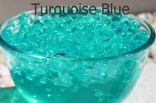 10g Turquoise Blue Water Crystal Soil Beads Mud Pearls Jelly Balls Wedding Party