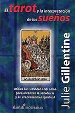 El tarot y la interpretación de los sueños (Spanish Edition)-ExLibrary