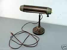 ANTIQUE DESK LAMP MID CENTURY RETRO MODERN INDUSTRIAL STEAMPUNK LIGHT ACCENT OLD