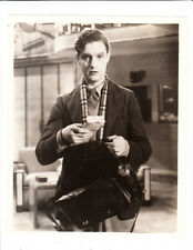 Robert Donat For Love Or Money VINTAGE Photo