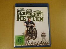 BLU-RAY / GESPRENGTE KETTEN / THE GREAT ESCAPE ( STEVE McQUEEN, JAMES GARNER...)
