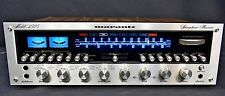 Vintage Marantz 2325 Stereo Receiver Recapped, serviced, LED, upgrade