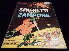 Dino Attanasio : Spaghetti et le grand Zampone EO Dargaud souple 1966
