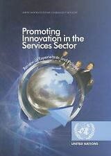 Promoting Innovation in the Services Sector: Review of Experiences and Policies