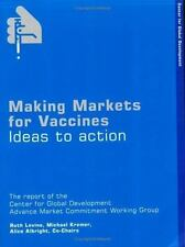 MAKING MARKETS FOR VACCINES