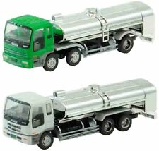 "Tomytec The Truck Collection ""2 Truck Set H"" Tank Lorry 1/150 N scale New Japan"