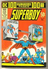 SUPERBOY #185 Clark Kent's Super-Father! DC 100 Page Comic Book ~ FN