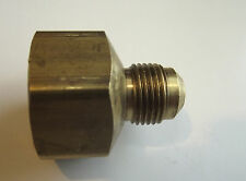 Natural Propane LP Gas Fitting 3/8 Flare 3/4 Female NPT Brass fitting