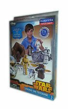 STAR WARS  Papercraft Figuren Set DROIDS ON TATOOINE Pack