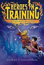 Heroes in Training 9 Crius and the Night of Fright  Holub, Joan new priority