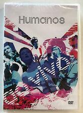 Humanos - Ao Vivo (DVD])2006  *Region 2* *Brand New-Sealed* *Free Shipping*