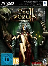 Two Worlds II Premium [PC | Mac Retail] - Multilingual [EN/FR/DE/IT/ES]