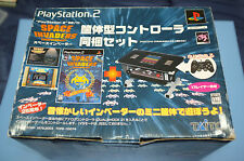 Space Invaders Taito Sony PlayStation 2 Arcade Game Controller