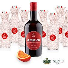 Amara , Il liquore d'Arance Rosse di Sicilia 50 cl - amaro siciliano