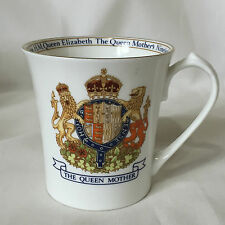 Retro Queen Mother 1990 Aynsley Bone China 90th Birthday Mug Royal Family