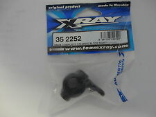 PARTS NEW XRAY  XB808 352252 Composite Steering Block Right