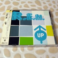 R.E.M. - Up JAPAN CD W/OBI WPCR-2400 #103-1