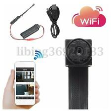 MIni CCTV IP WLAN WiFi Cámara Red Oculta Vídeo Vigilancia Inalámbrica USB Camera
