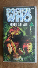 Doctor Who Nightmare of Eden  Tom Baker