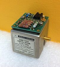 HP 5086-7314 2.3 to 6.1 GHz, -10 to +20 VDC, YIG Tuned Oscillator, Fpr 8566B etc
