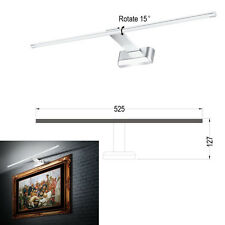 180-260VAC 9W Warm White Rotatable LED Picture Art Show Light Lighting Wall Lamp