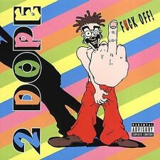 Shaggy 2 Dope - Fuck Off [Single] [PA]  (CD, Apr-2010, Psychopathic Records)
