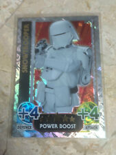 STAR WARS Force Awakens - Force Attax Trading Card #222 Snowtrooper