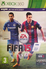 Fifa 15 -- ultimate team xbox 360 jeu