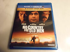 No Country for Old Men (Blu-ray Disc, 2011)