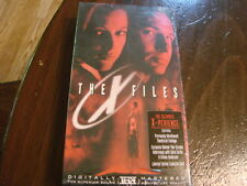 The X Files VHS Video Sealed David Duchovny, Gillian Anderson ( Fox Mulder )