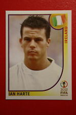 PANINI KOREA JAPAN 2002 # 353 IRELAND HARTE WITH BLACK BACK MINT!!!