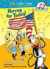 Hurray for Today!: All About Holidays (Cat in the Hat's Learning Libra-ExLibrary