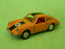 SCHUCO 813 PORSCHE 911S CARRERA NO.4 1/66 - GOOD CONDITION -