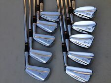 Wilson Staff Fluid Feel Blade Iron Set Golf Club 1-P Right Hand Steel D Gold S