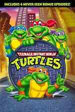 Teenage Mutant Ninja Turtles Original Cartoon 1987 Series TV Show Season 1 DVD